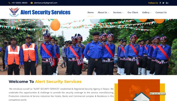 Alert Security Services