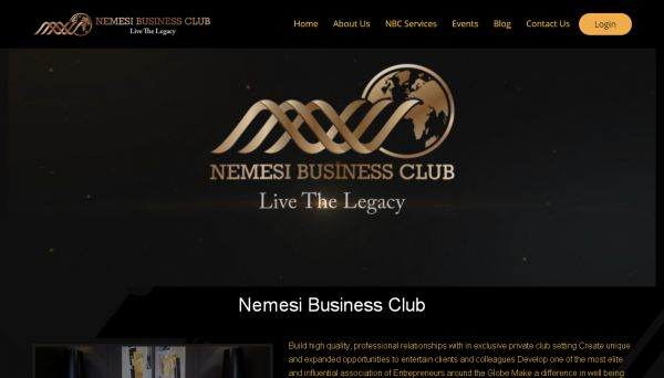 Nemesi Investment Club - Live The Legacy